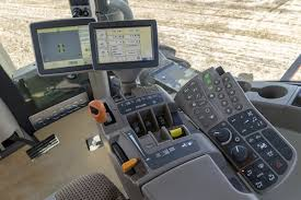 Image result for pictures of john deere tractor computer control systems