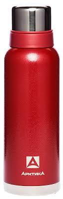 Купить Классический <b>термос Арктика 106-1200</b> (<b>1</b>,2 л) красный ...