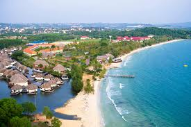 Image result for Beach in Cambodia
