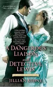 jillian stone dangerous liaison with detective lewis