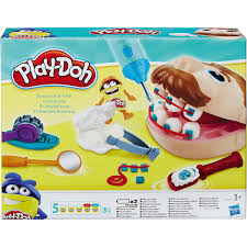 <b>Игровой набор Hasbro</b> Play Doh Мистер Зубастик -in Пластилин ...