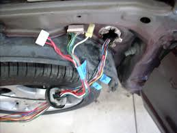 automatic dsm s then you need to remove the fuse box and wiring harness again be sure to label all the plugs so you know where to reconnect them later out tracing the