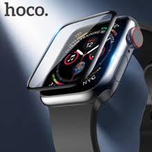 Оригинальное изогнутое <b>защитное стекло HOCO</b> 3D Для Apple ...