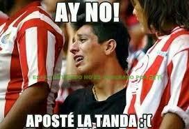 Memes Clasico America Vs Chivas 2014 - memes del clasico america ... via Relatably.com