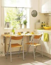 Space Saving Kitchen Table Sets Small Kitchen Drop Leaf Tables For Small Spaces 17 Best Ideas