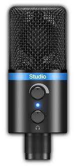 <b>IK MULTIMEDIA iRig Mic</b> Studio (Black) USB <b>микрофон</b> для iPhone ...