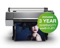 <b>Epson SureColor SC</b>-<b>P8000</b> (44in) Printer - 8 Colour C11CE42301A0
