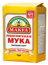 <b>Мука</b> хлебопекарная   <b>Макфа</b>