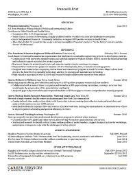academic resume model samples examples format resume academic resume model