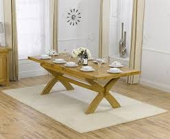 oak dining table jian