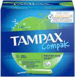Купить <b>Тампоны Tampax Compak Pearl</b> Regular с аппликатором ...