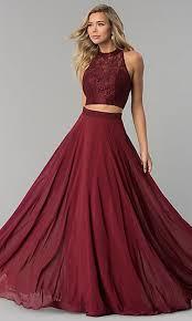 <b>Two</b>-<b>Piece</b> Formal Dresses, <b>Two</b>-<b>Piece</b> Party Dresses