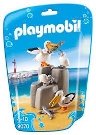 Набор с элементами <b>конструктора Playmobil Family</b> Fun 9070 ...