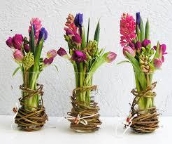 Resultado de imagen de Decoración con flores frescas en las mesas