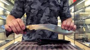 "Обзор <b>Кукри нож 9</b>"" 3 IN 1 SPECIAL (KH0200) - YouTube"