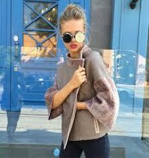 Шубки: лучшие изображения (49) | Jacket, Fur и Fur fashion