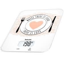 Купить <b>Весы</b> кухонные <b>Beurer KS19</b> Love в каталоге интернет ...