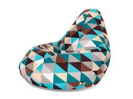 Бескаркасное <b>кресло</b>-<b>мешок</b> груша XXL Diamonds 5599 руб.
