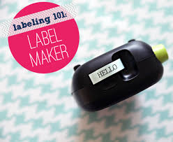 Image result for label maker