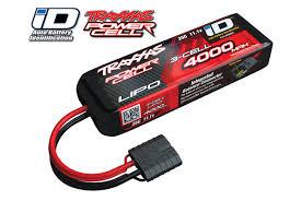 <b>Аккумулятор TRAXXAS Battery</b> 11.1V 4000mAh 25C LiPo TRX iD ...