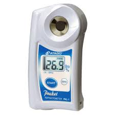 Máy đo độ Brix bỏ túi hiển thị số