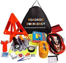 Adakiit Car Emergency Kit, Multifunctional Roadside ... - Amazon.com