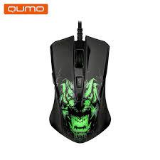 Интернет-магазин <b>Мышь</b> игровая <b>Qumo Rampage M49</b> ...