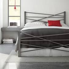 amisco crosston 54 inch full size metal headboard and footboard by amisco amisco newton regular footboard bed queen