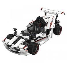 Умный <b>конструктор Xiaomi Mi Smart</b> Building Blocks Road Racing ...