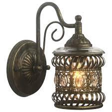 <b>Бра Favourite</b> Arabia <b>1621</b>-<b>1W</b> E14 цвет коричневый в Москве ...