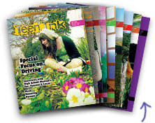Subscribe to Teen Ink     s Monthly Print Magazine
