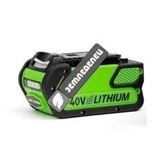 Аккумуляторная батарея <b>Monferme 40V</b> Lithium G-MAX, 4 АмЧ ...
