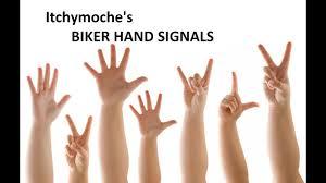 Biker For Dummies - The <b>Hand</b> Signals - YouTube