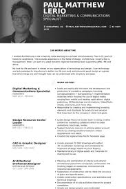digital marketing communications specialist resume samples central head corporate communication resume