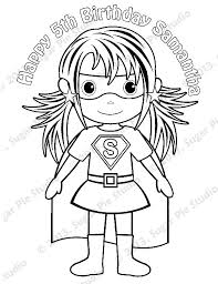 Small Picture Best Female Superhero Coloring Pages Female Superhero Coloring