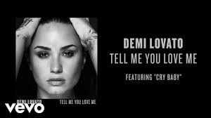 Demi Lovato - Cry Baby (Audio Snippet) - YouTube