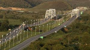 photo kyocera is completing brazils largest highway solar lighting project on the arco metropolitano arco lighting