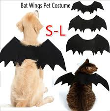 Dog,Cat Bat <b>Costume Halloween Pet Bat</b> Wings Pet Costume ...