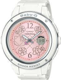 Японские <b>часы Casio</b> Baby-G <b>BGA</b>-<b>150KT</b>-<b>7BER</b>, купить оригинал