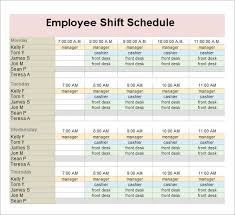 Image result for what is work schedule template
