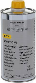 <b>Жидкость тормозная</b> DOT 4. <b>BRAKE</b> FLUID. 1л