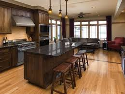 Best Wood Flooring For Kitchens Laying Laminate Flooring In A Kitchen Modern Grey Laminate