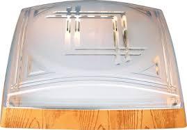 <b>Потолочный светильник Horoz</b> Electric 400-041-102 (бук) 4/24 шт