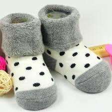 100% cotton Baby socks rubber slip-resistant floor socks love dad ...