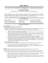 sample systems analyst resumes   riixa do you eat the resume last business systems analyst resume example