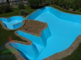 Гидростоун — <b>водостойкая</b> краска для бетонных бассейнов