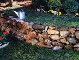 Dry <b>Stone</b> Retaining <b>Wall</b> Construction – Method, Instructions, & Tips ...