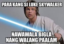 On STAR WARS: The Force Awakens Memes   Taking Chances via Relatably.com
