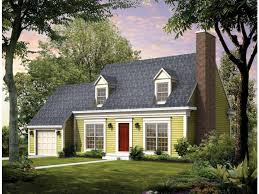 Cape Cod House Plans at eplans com   Colonial Style HomesTemp