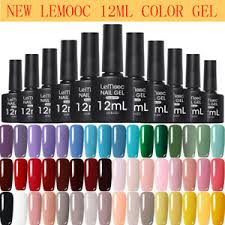 lemooc 12ml 3d glitter gel